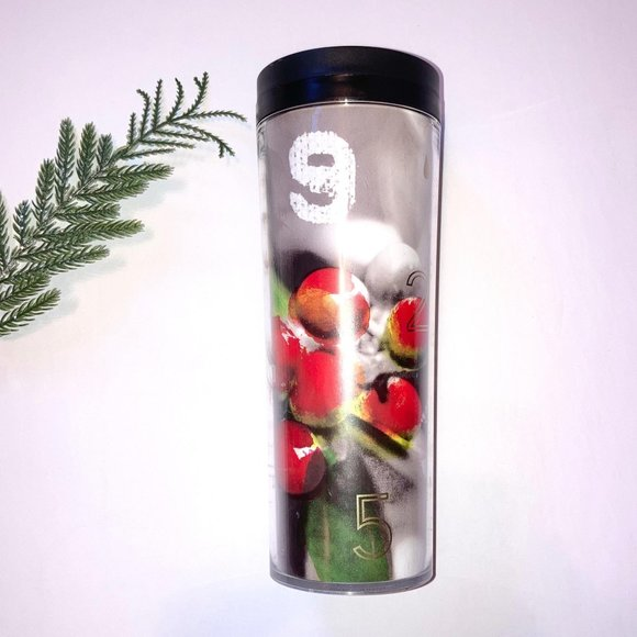 Starbucks Holiday 2014 Grande Tumbler